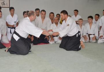 Aikido philosophy